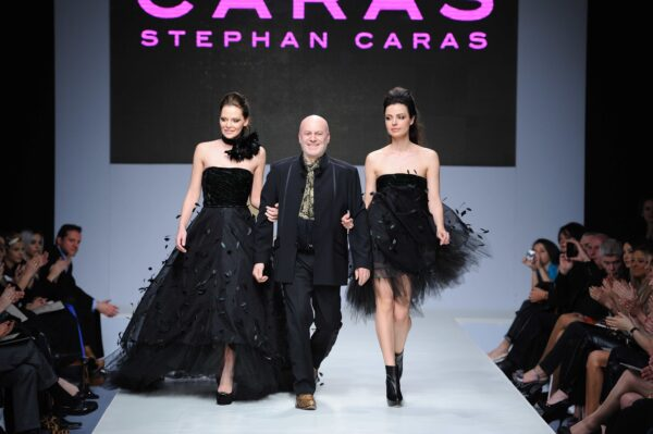 Stephan Caras Backstage – Athens Xclusive Designers Week 3-2012